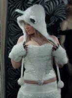 2013拉脱维亚成人展举办多场性感热舞表演图片11