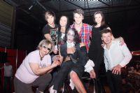 2013拉脱维亚成人展举办多场性感热舞表演图片14