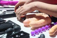 2013拉脱维亚成人展Erots商家展示性用品图片3