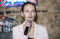 2014拉脱维亚成人展举办沙龙主讲情趣口爱图片5