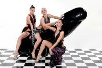 2014拉脱维亚成人展半裸热舞引爆现场气氛图片13