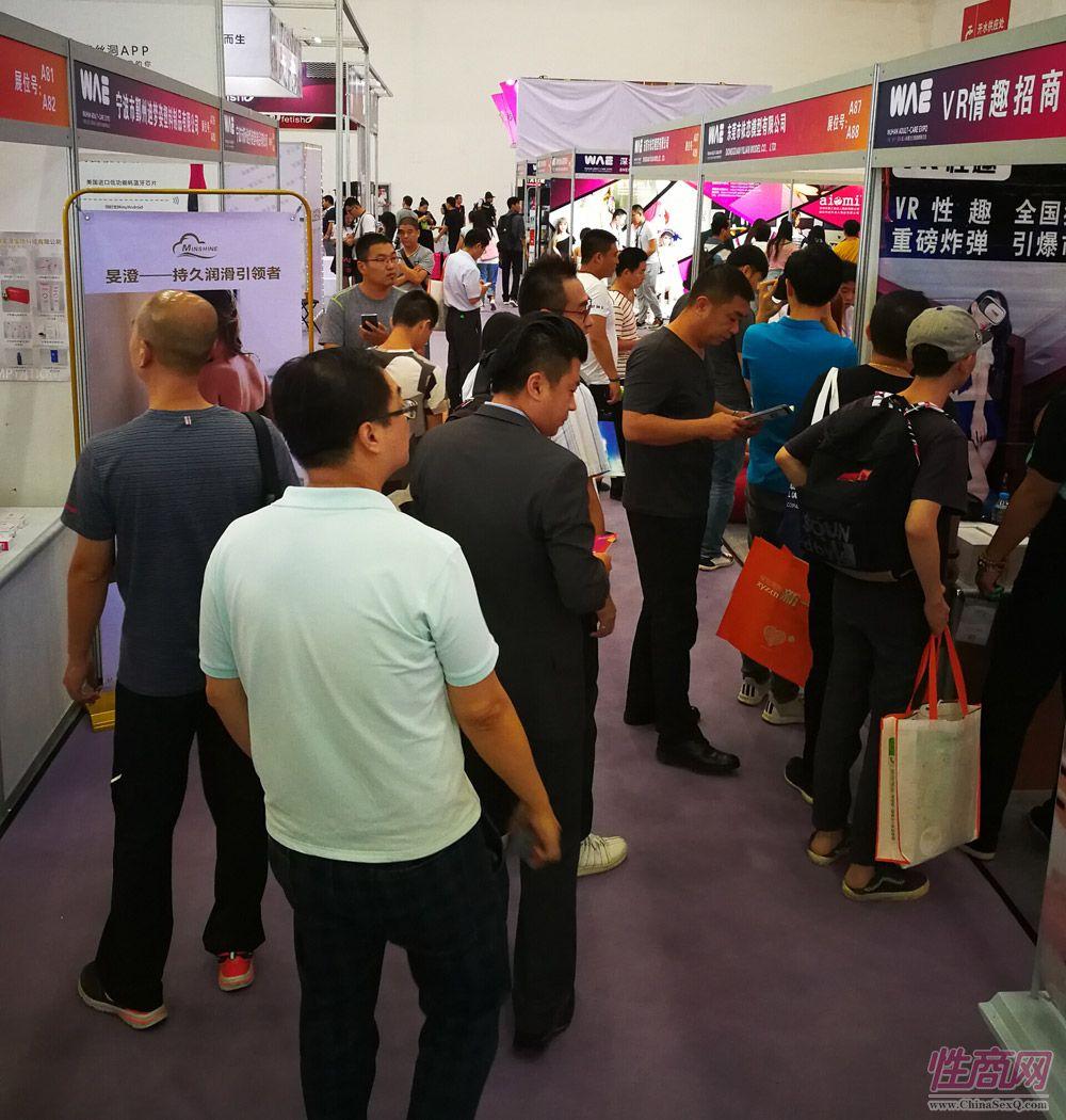 2017中国(武汉)成人展开幕式及展会现场图片4