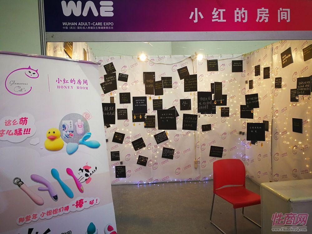 2017中国(武汉)成人展开幕式及展会现场图片28
