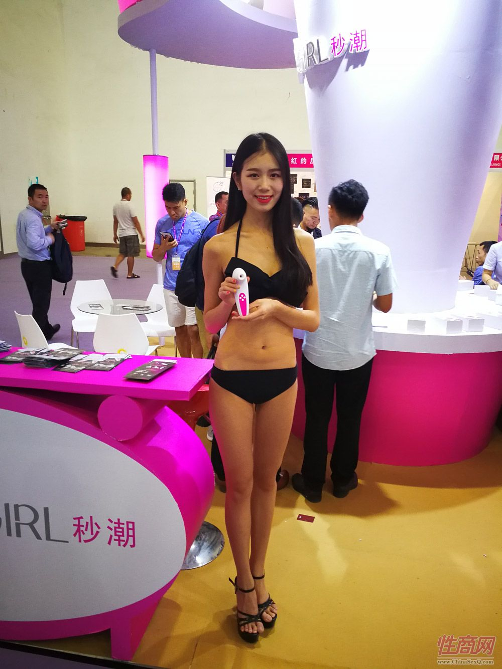 2017中国(武汉)成人展开幕式及展会现场图片29