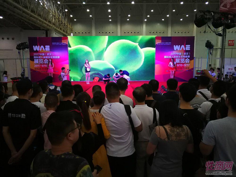 2017中国(武汉)成人展开幕式及展会现场图片31