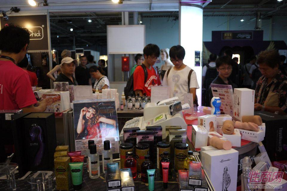 亚洲成人博览进入台湾瞄准宝岛性用品市场图片8