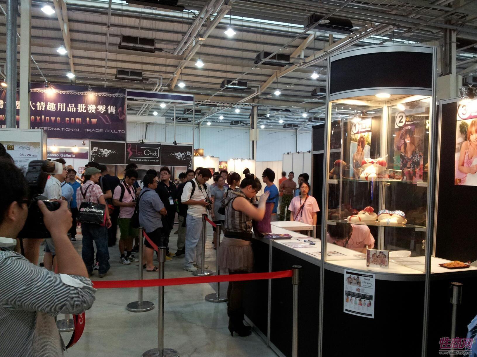 亚洲成人博览进入台湾瞄准宝岛性用品市场图片10