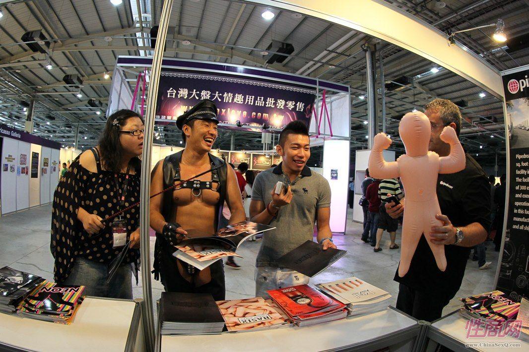 亚洲成人博览进入台湾瞄准宝岛性用品市场图片16