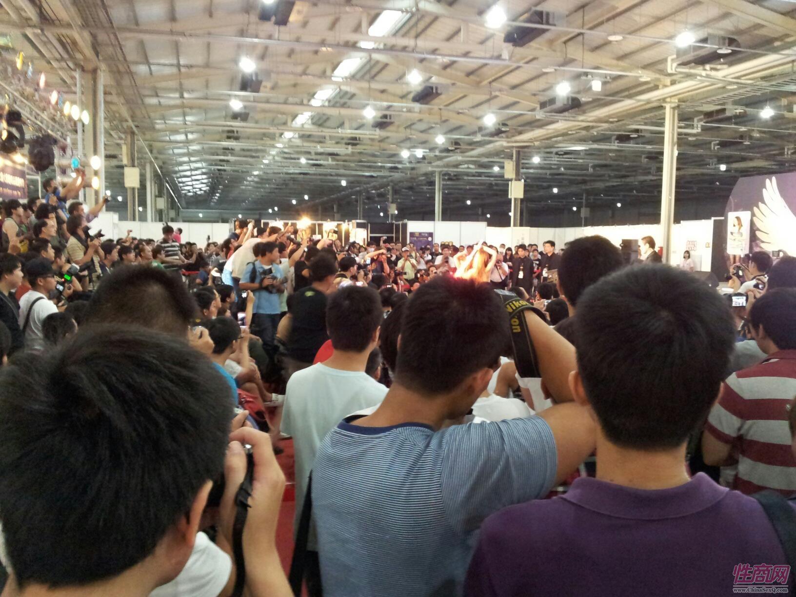 亚洲成人博览进入台湾瞄准宝岛性用品市场图片17