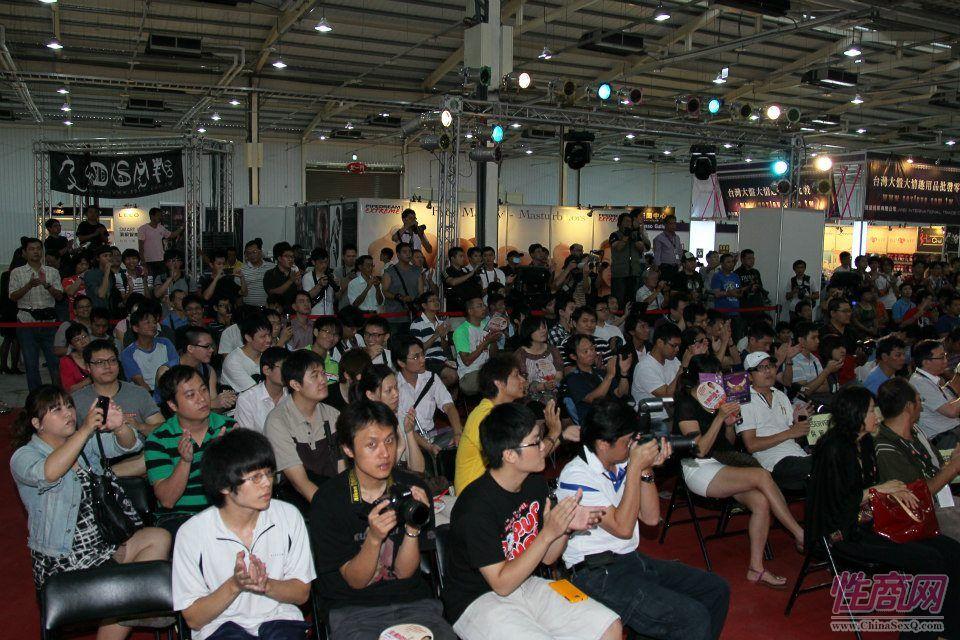 亚洲成人博览进入台湾瞄准宝岛性用品市场图片26