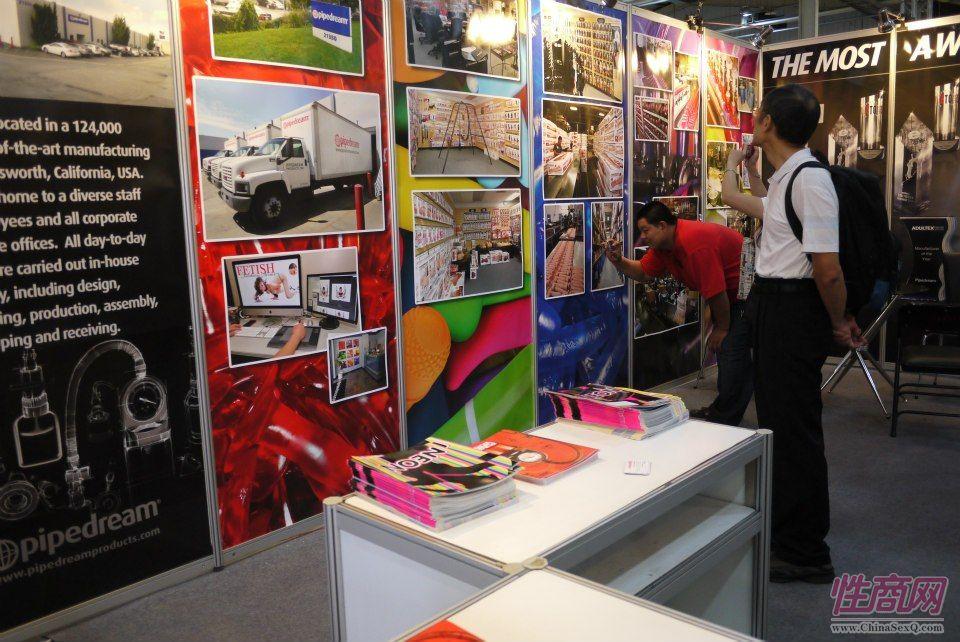 亚洲成人博览进入台湾瞄准宝岛性用品市场图片36