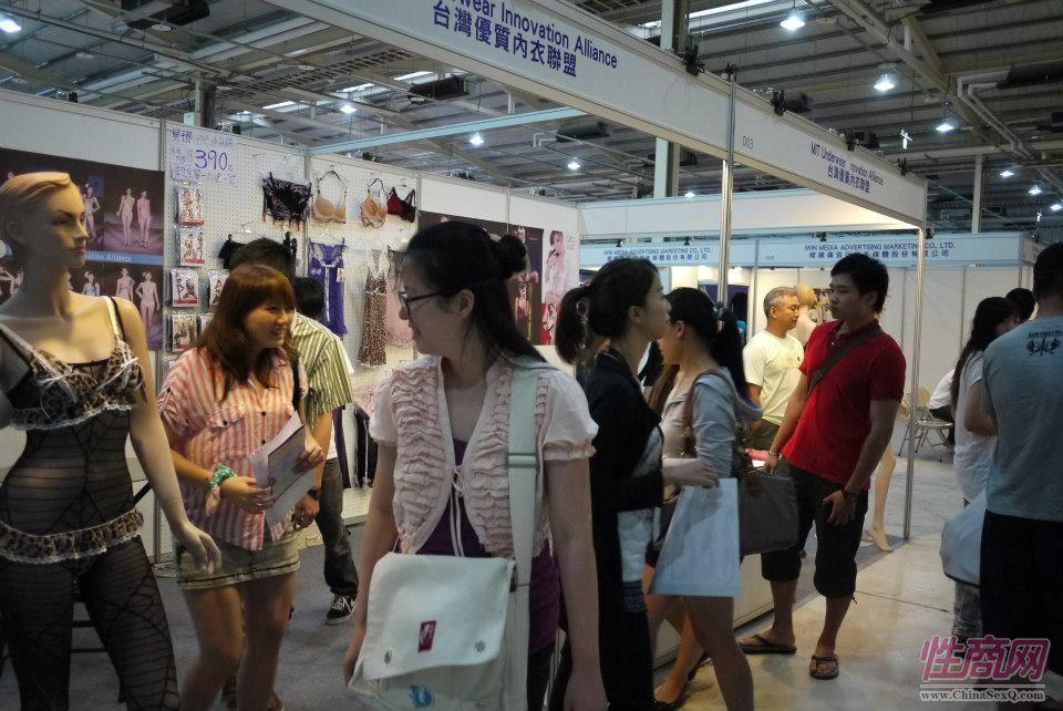 亚洲成人博览进入台湾瞄准宝岛性用品市场图片38