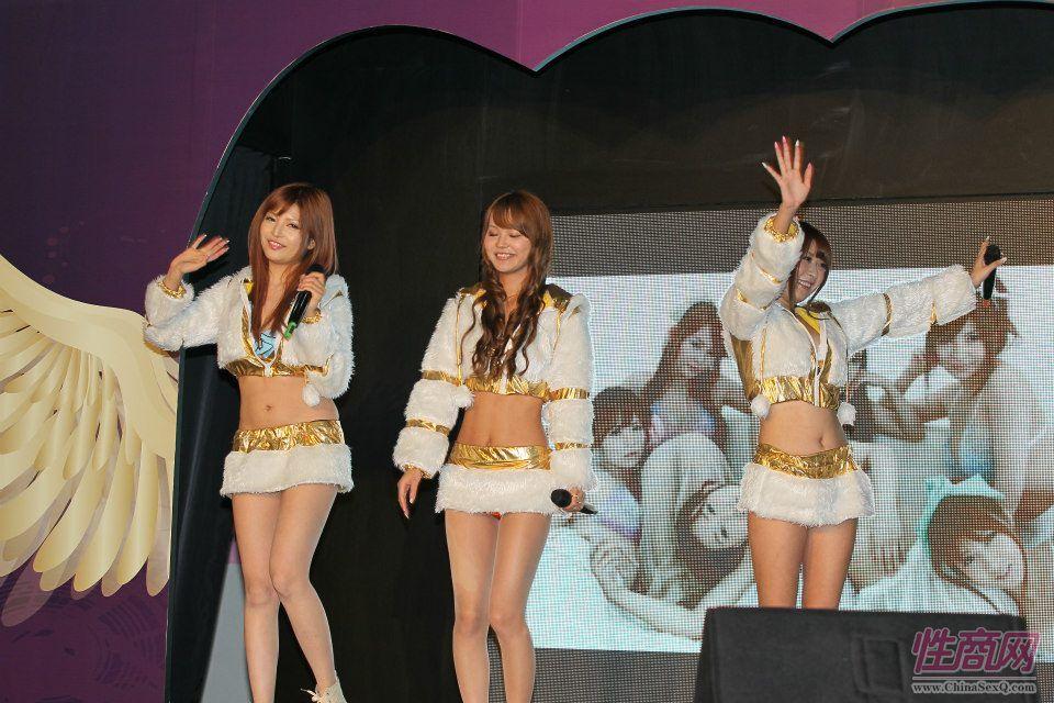 2012台湾亚洲成人博览女优助阵粉丝尖叫图片15