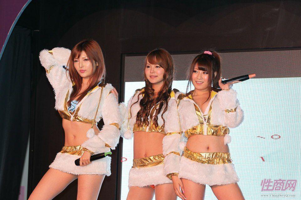 2012台湾亚洲成人博览女优助阵粉丝尖叫图片16