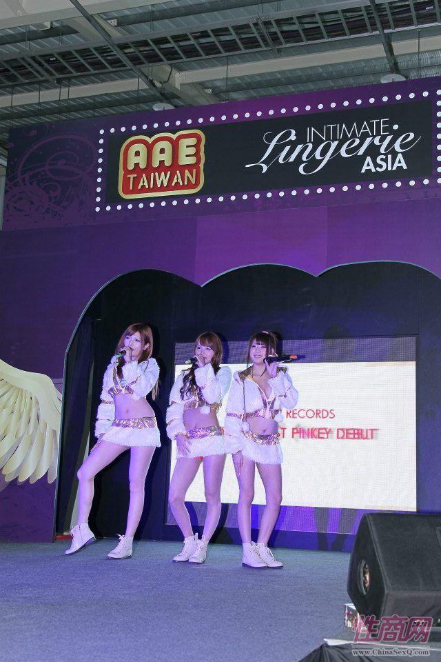 2012台湾亚洲成人博览女优助阵粉丝尖叫图片14