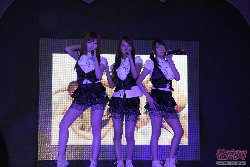 2012台湾亚洲成人博览女优助阵粉丝尖叫图片32