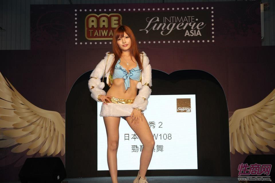 2012台湾亚洲成人博览女优助阵粉丝尖叫图片31
