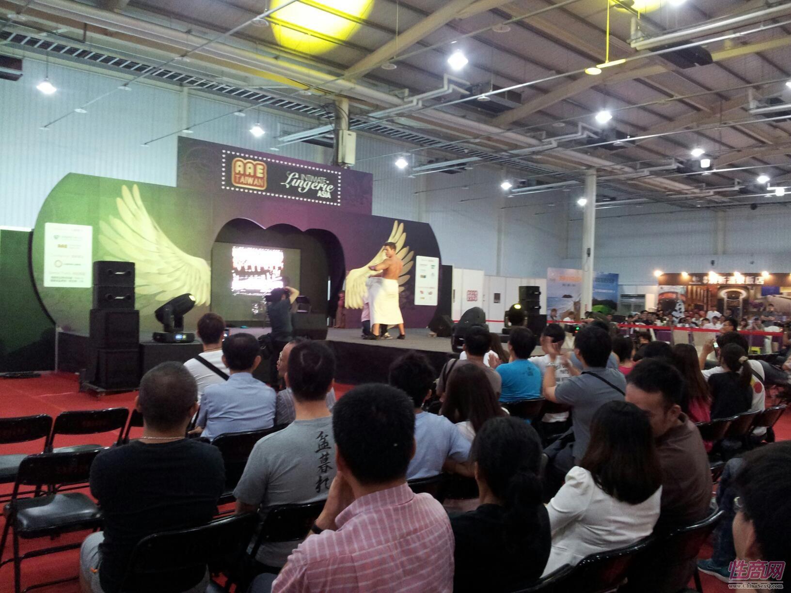 2012台湾亚洲成人博览澳洲热舞团体助阵图片9