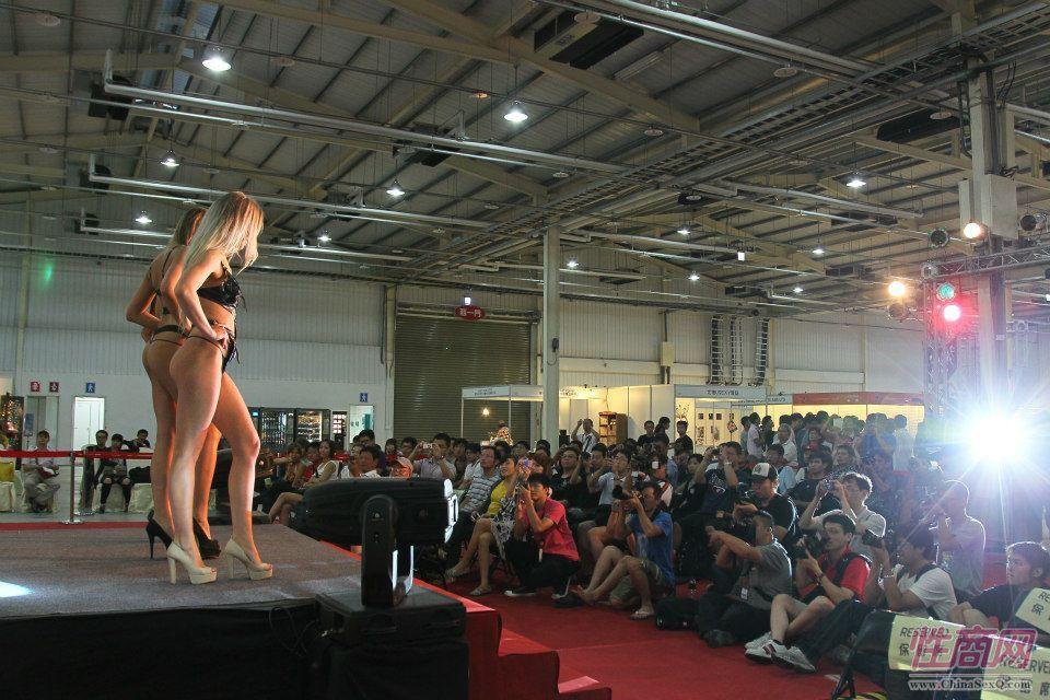 2012台湾亚洲成人博览澳洲热舞团体助阵图片14