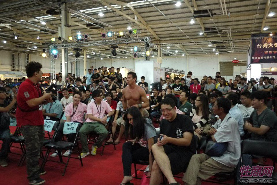 2012台湾亚洲成人博览澳洲热舞团体助阵图片15