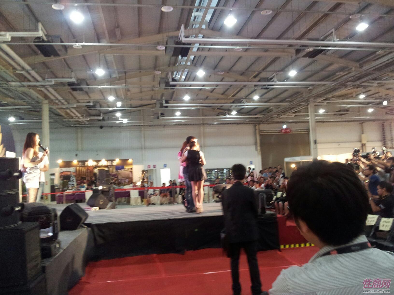 2012台湾亚洲成人博览澳洲热舞团体助阵图片16