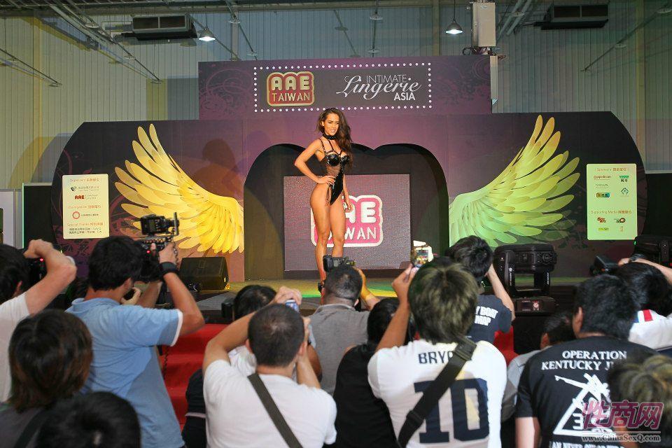 2012台湾亚洲成人博览澳洲热舞团体助阵图片28