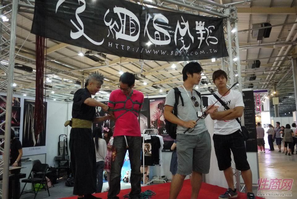 2012台湾亚洲成人博览澳洲热舞团体助阵图片30