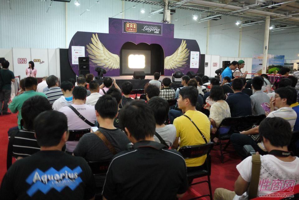 2012台湾亚洲成人博览澳洲热舞团体助阵图片35