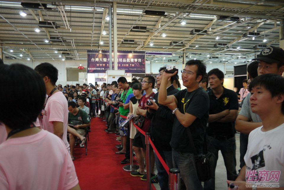 2012台湾亚洲成人博览澳洲热舞团体助阵图片34