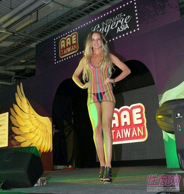 2012台湾亚洲成人博览澳洲热舞团体助阵图片37