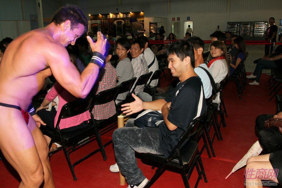 2012台湾亚洲成人博览澳洲热舞团体助阵图片38