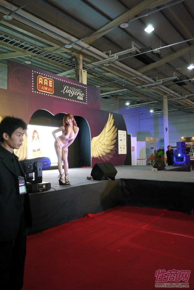 2012台湾亚洲成人博览澳洲热舞团体助阵图片46