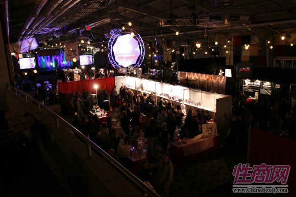 2009加拿大哈利法克斯成人展ETWS现场集锦图片1