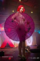 2014加拿大哈利法克斯成人展ETWS情趣内衣秀图片3