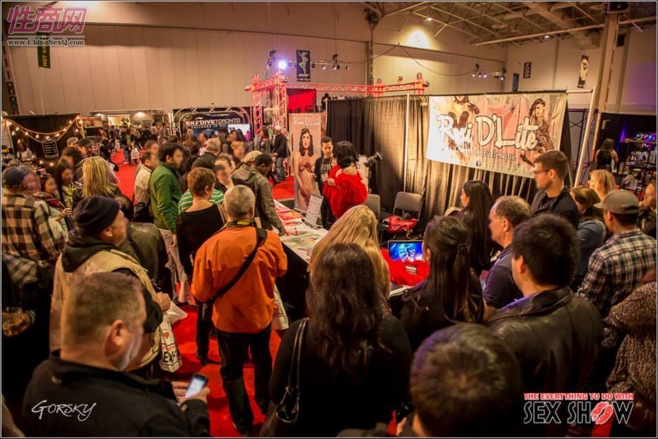 2014加拿大多伦多成人展ETWS现场集锦图片2