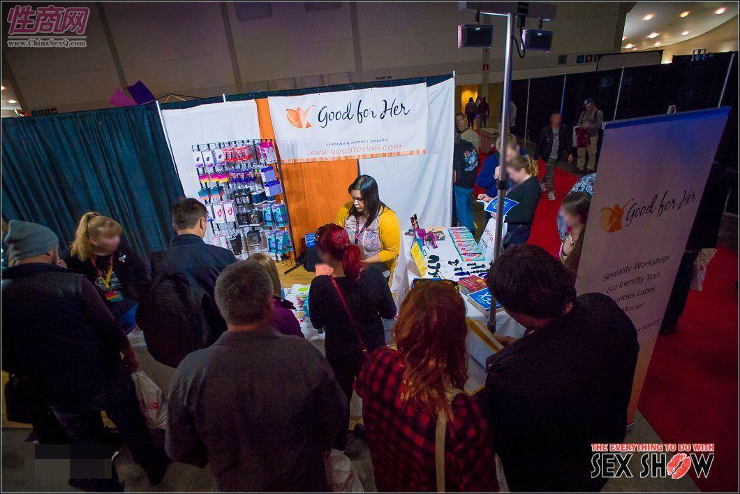 2016加拿大多伦多成人展ETWS现场集锦图片22