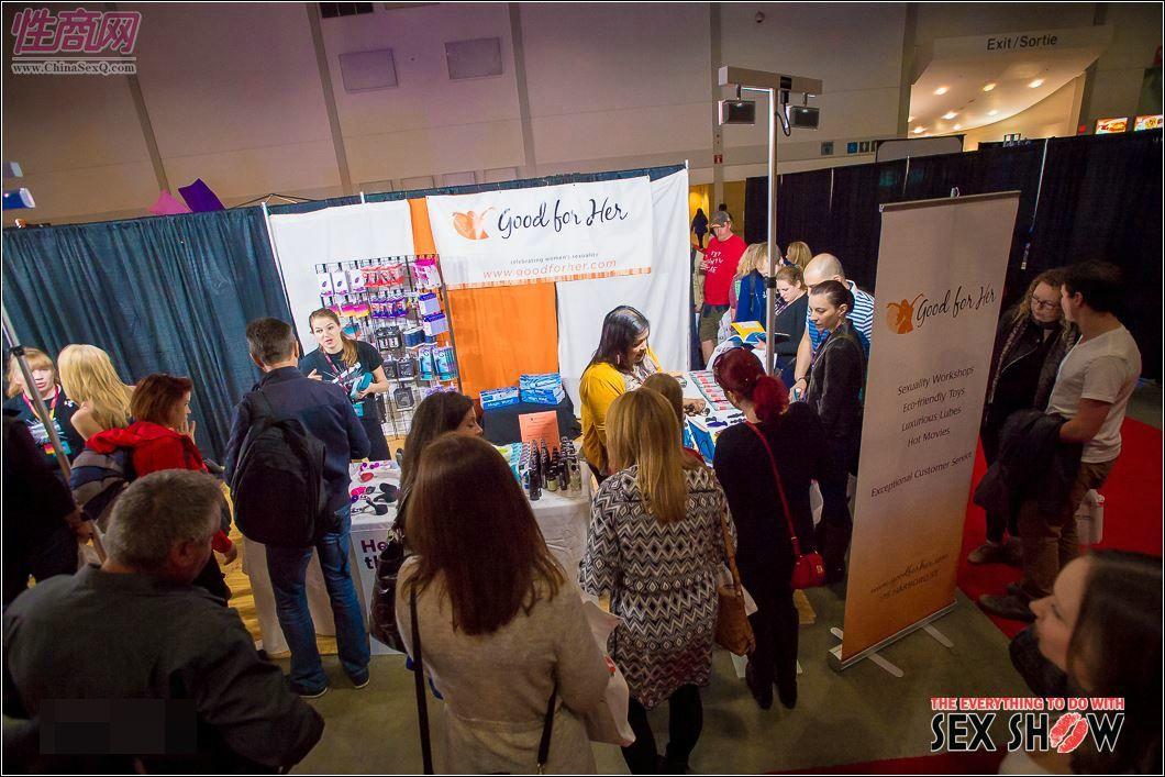 2016加拿大多伦多成人展ETWS现场集锦图片30
