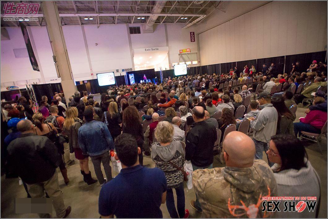 2016加拿大多伦多成人展ETWS现场集锦图片32