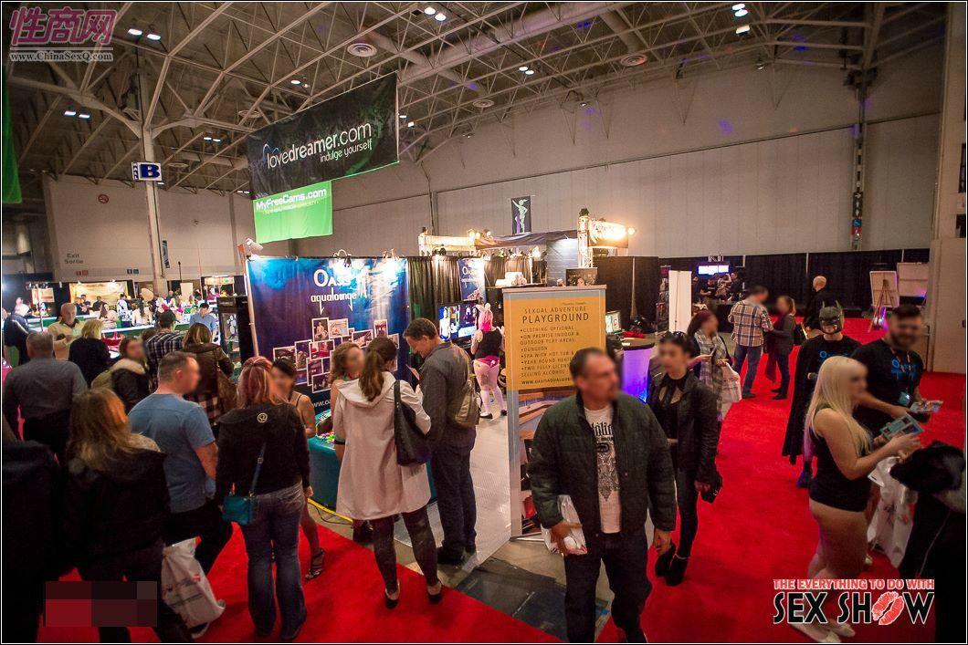2016加拿大多伦多成人展ETWS现场集锦图片53