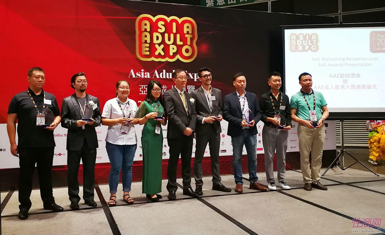做外贸的老司机都参加香港亚洲成人博览图片1