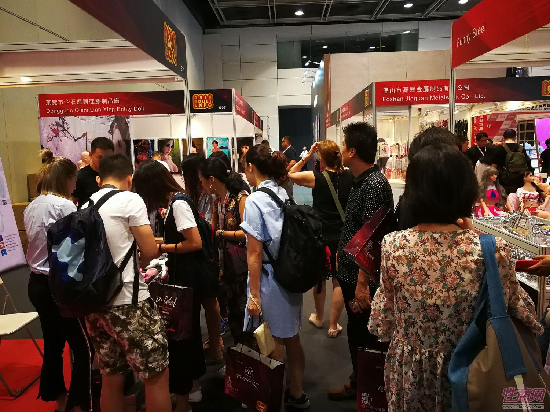做外贸的老司机都参加香港亚洲成人博览图片3
