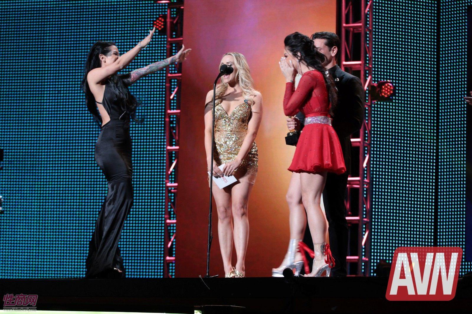 18拉斯维加斯成人展AVN:颁奖典礼 (15)