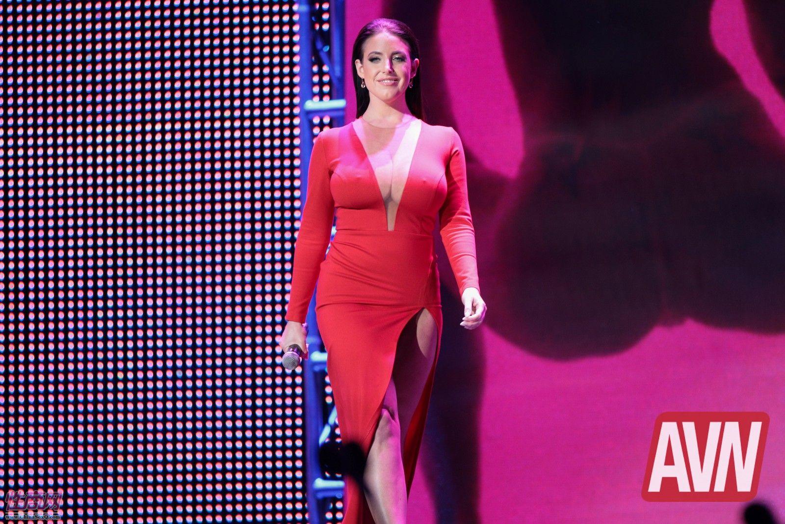 18拉斯维加斯成人展AVN:颁奖典礼 (10)