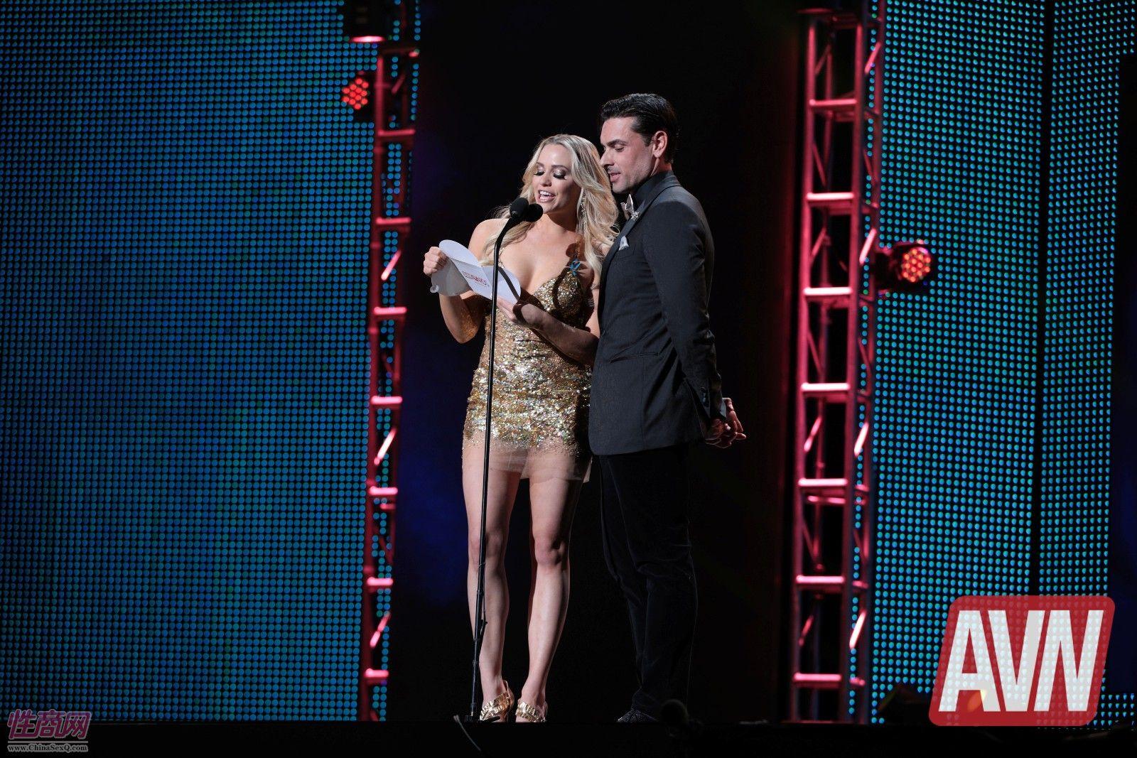 18拉斯维加斯成人展AVN:颁奖典礼 (18)