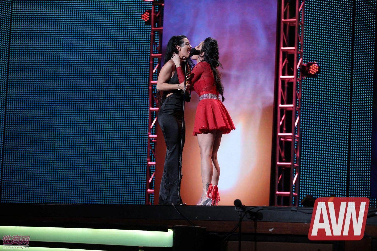 18拉斯维加斯成人展AVN:颁奖典礼 (21)