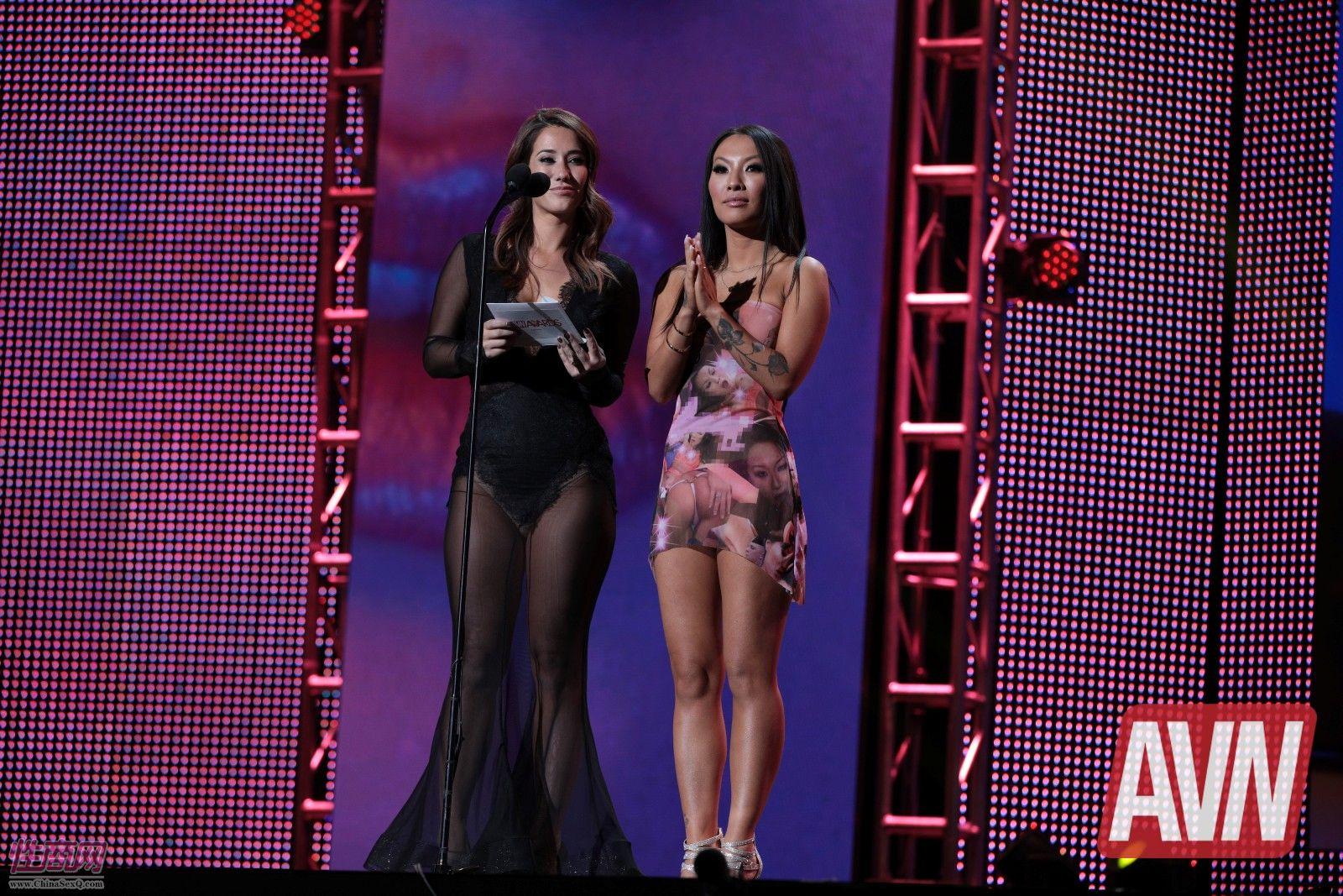 18拉斯维加斯成人展AVN:颁奖典礼 (22)