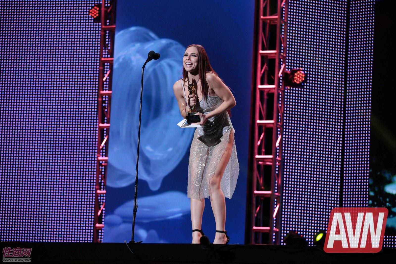 18拉斯维加斯成人展AVN:颁奖典礼 (45)