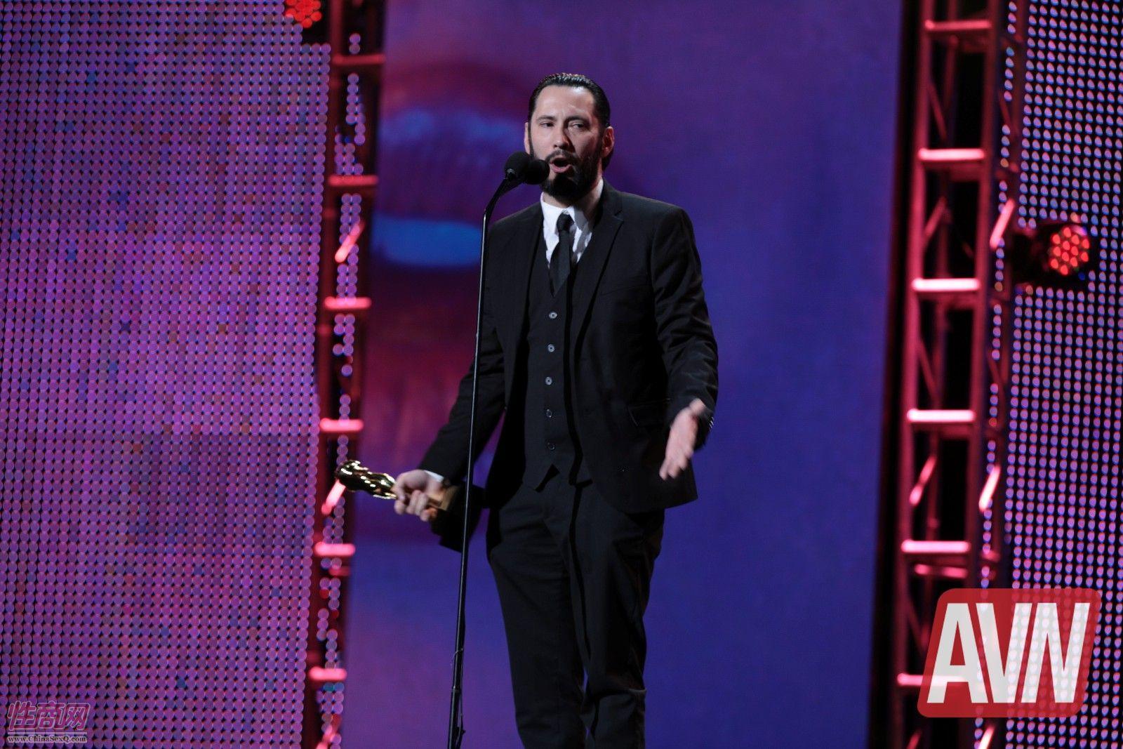 18拉斯维加斯成人展AVN:颁奖典礼 (33)