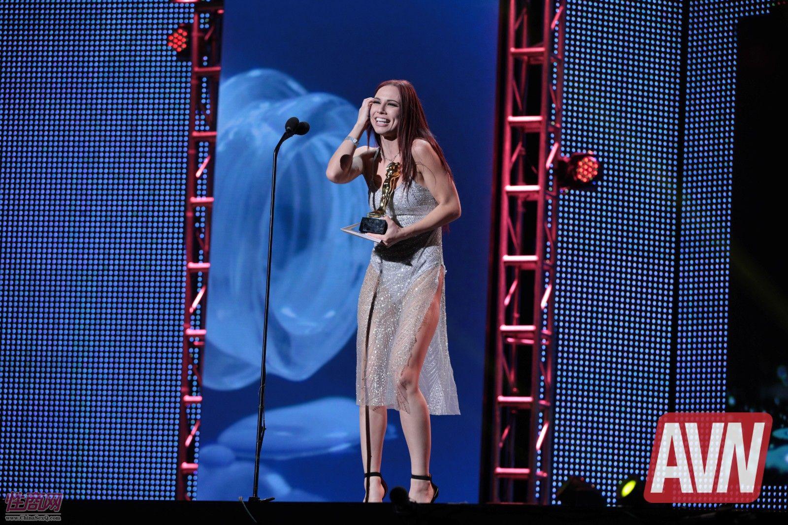 18拉斯维加斯成人展AVN:颁奖典礼 (43)