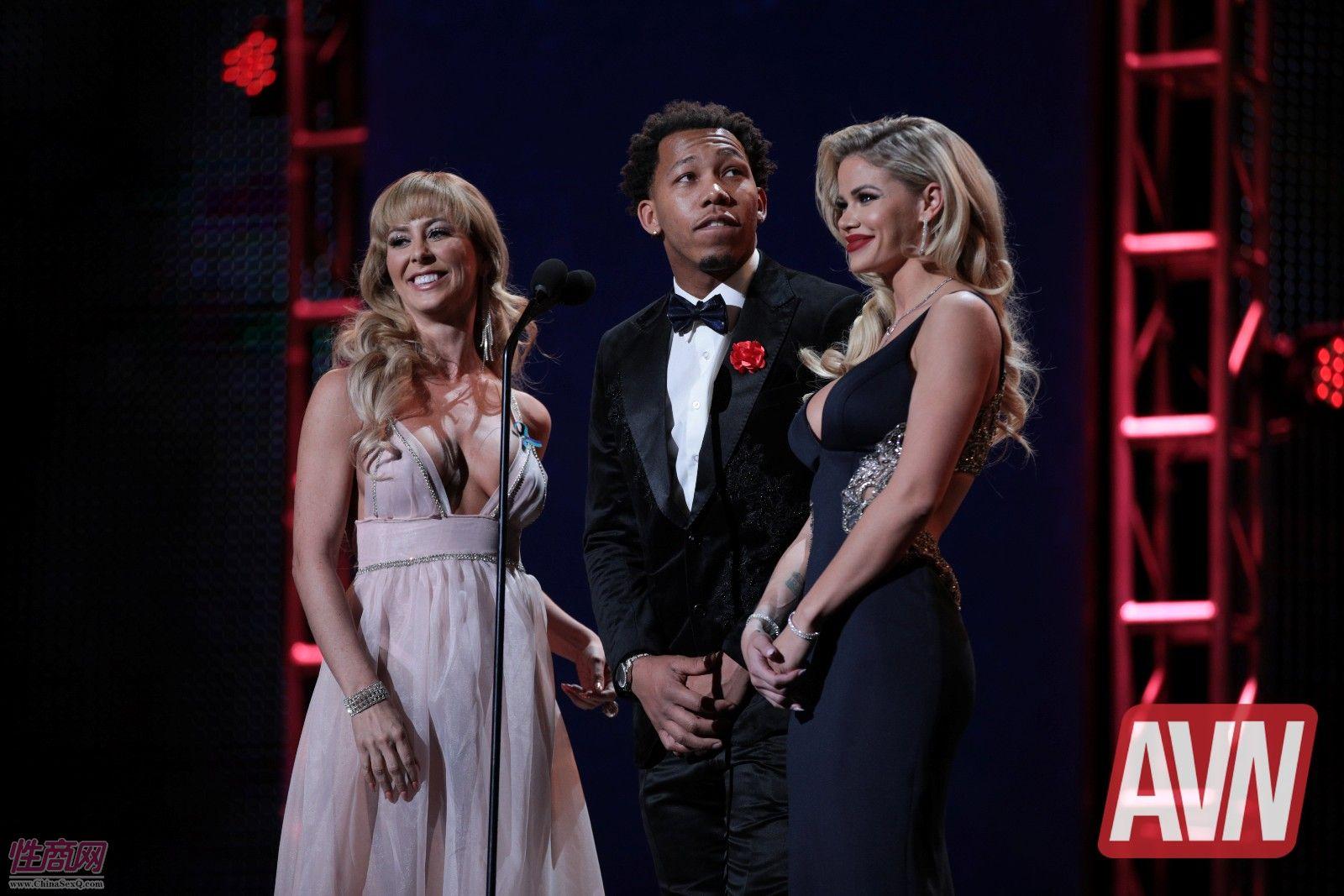 18拉斯维加斯成人展AVN:颁奖典礼 (51)